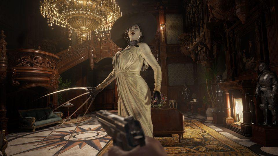 Resident Evil Village, demo limitata e modalità Mercenari annunciata 5