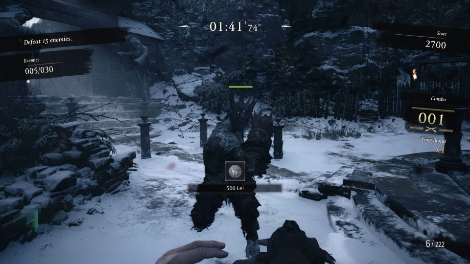 Resident Evil Village, demo limitata e modalità Mercenari annunciata 19