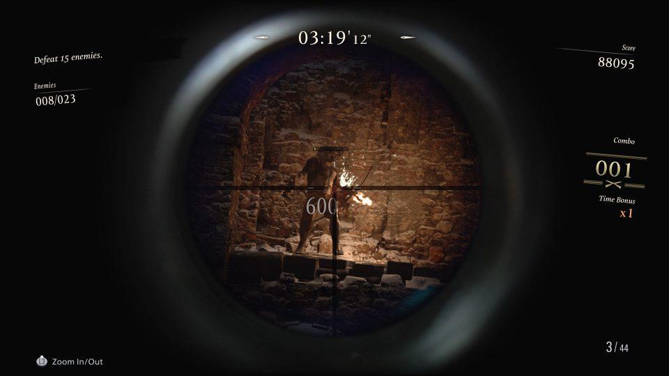 Resident Evil Village, demo limitata e modalità Mercenari annunciata 20