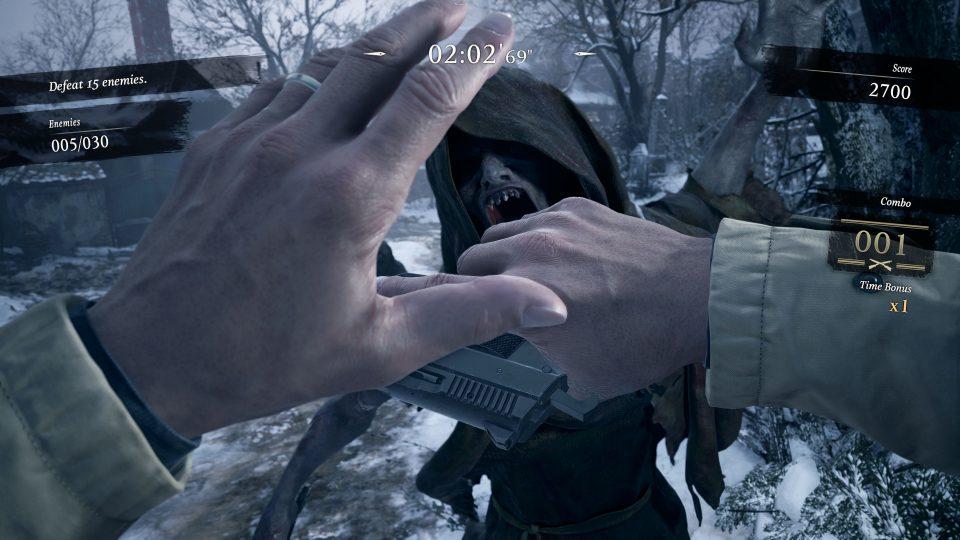 Resident Evil Village, demo limitata e modalità Mercenari annunciata 21