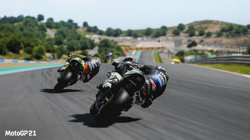 CGCReviews: MotoGP 21 1