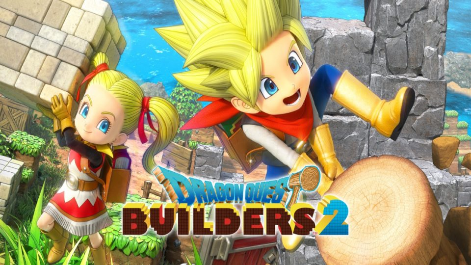 Dragon Quest Builder 2