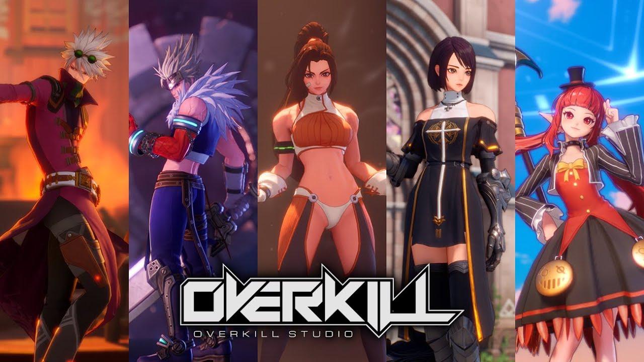 Dungeon & Fighter: OVERKILL