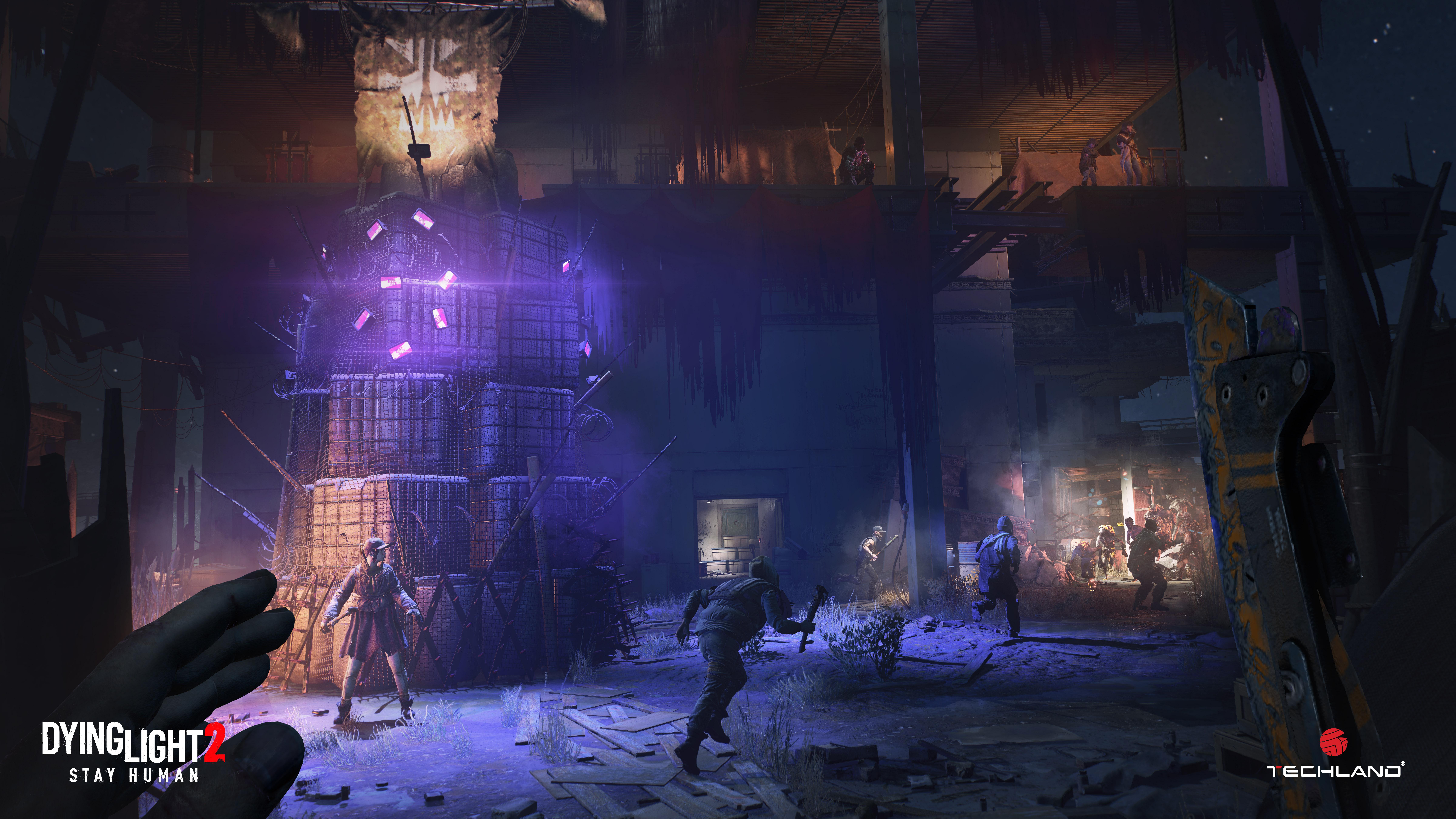 Dying Light 2: Stay Human in arrivo il 7 Dicembre su PS5, PS4, Xbox Series, Xbox One e PC 5