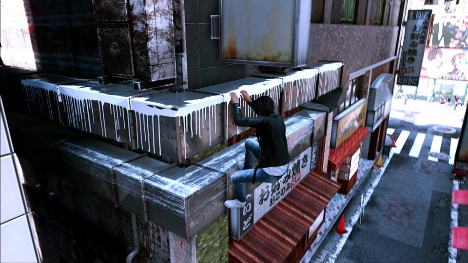 Lost Judgment annunciato per PS5, PS4, Xbox Series e Xbox One 19