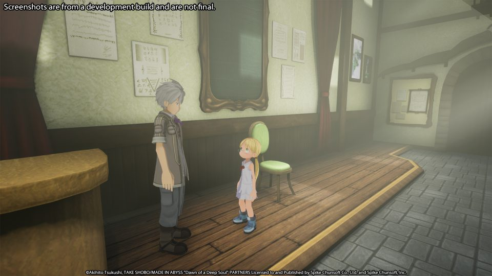 Made in Abyss: Binary Star Falling into Darkness annunciato per PS4, Switch e PC 1