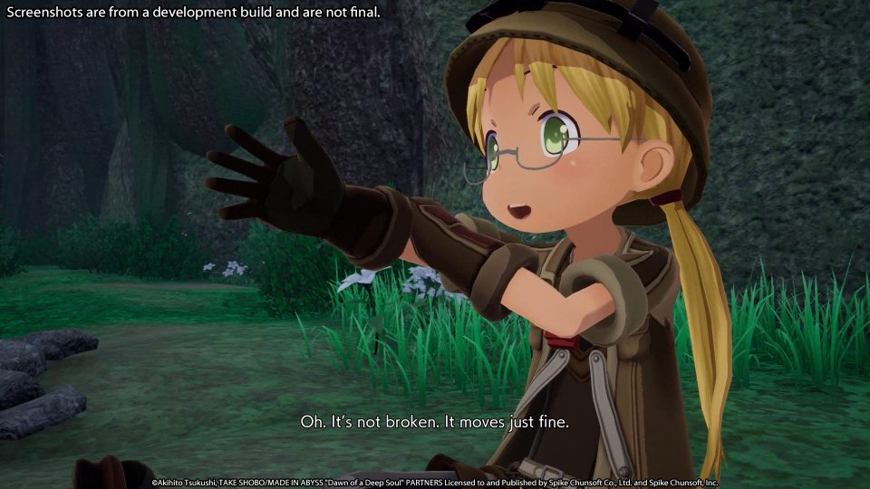 Made in Abyss: Binary Star Falling into Darkness annunciato per PS4, Switch e PC 3