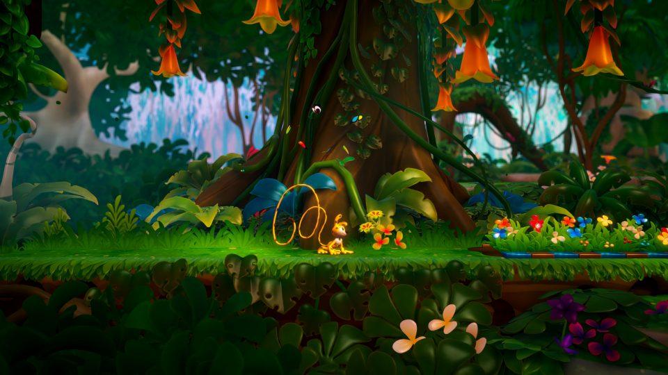 Marsupilami: Hoobadventure annunciato per PS4, Xbox One, Switch e PC 1