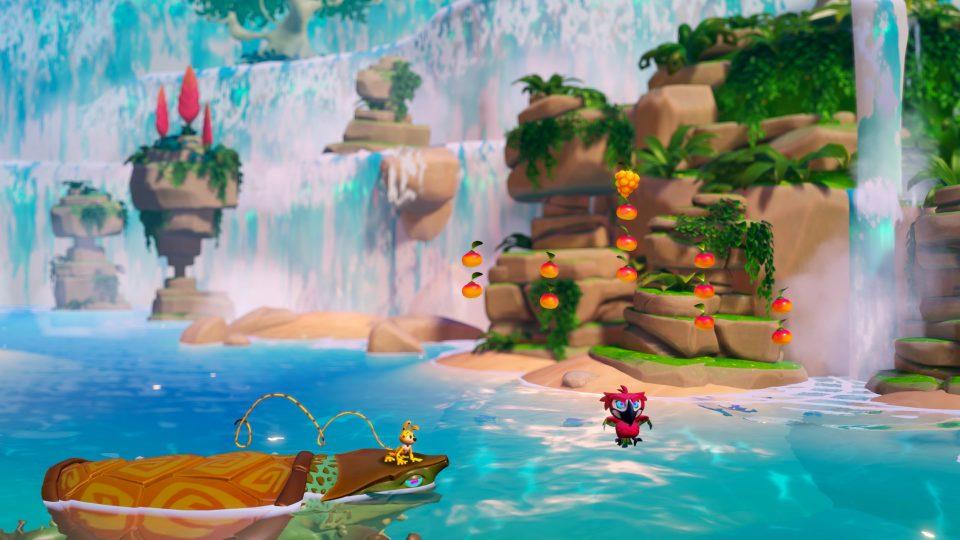 Marsupilami: Hoobadventure annunciato per PS4, Xbox One, Switch e PC 2