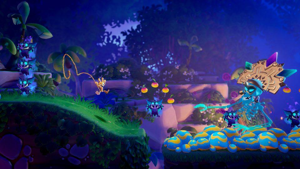 Marsupilami: Hoobadventure annunciato per PS4, Xbox One, Switch e PC 3