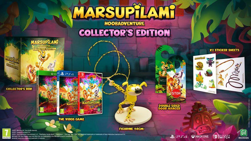Marsupilami: Hoobadventure annunciato per PS4, Xbox One, Switch e PC 6