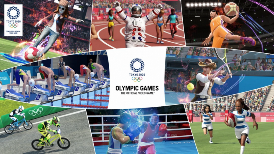 Olympic Games Tokyo 2020: The Official Video Game