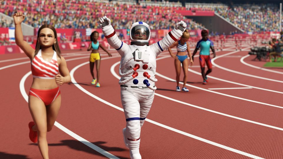 Olympic Games Tokyo 2020: The Official Video Game arriva su PS4, Xbox One, Switch, PC e Stadia il 22 Giugno 2