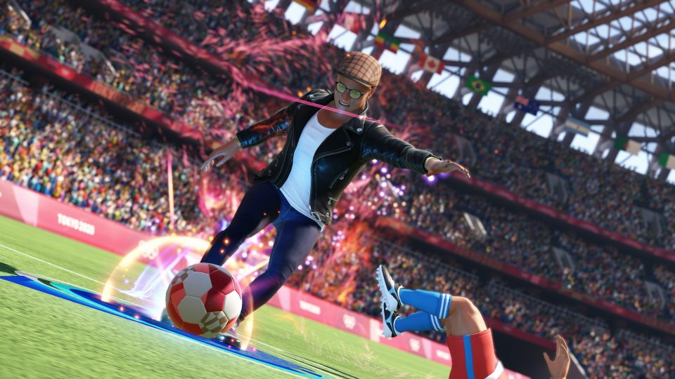 Olympic Games Tokyo 2020: The Official Video Game arriva su PS4, Xbox One, Switch, PC e Stadia il 22 Giugno 5