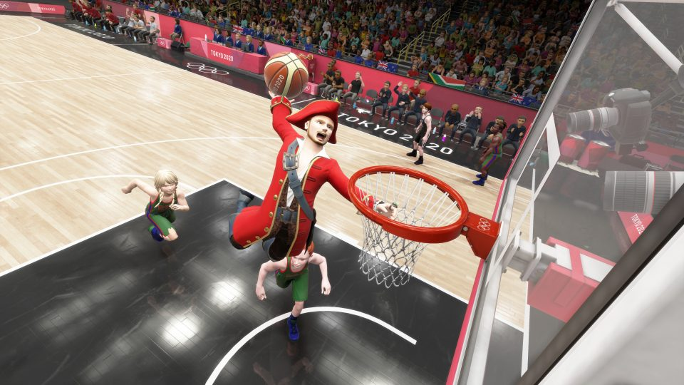 Olympic Games Tokyo 2020: The Official Video Game arriva su PS4, Xbox One, Switch, PC e Stadia il 22 Giugno 6