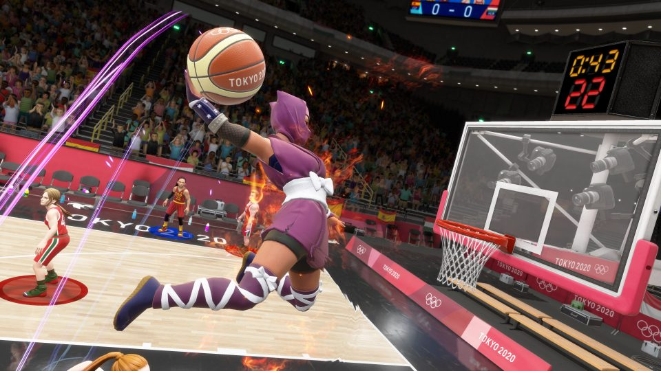 Olympic Games Tokyo 2020: The Official Video Game arriva su PS4, Xbox One, Switch, PC e Stadia il 22 Giugno 7