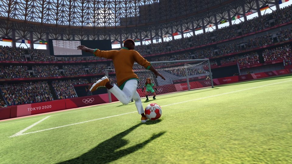 Olympic Games Tokyo 2020: The Official Video Game arriva su PS4, Xbox One, Switch, PC e Stadia il 22 Giugno 11