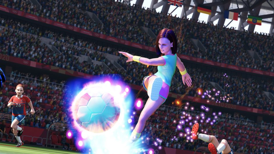 Olympic Games Tokyo 2020: The Official Video Game arriva su PS4, Xbox One, Switch, PC e Stadia il 22 Giugno 12
