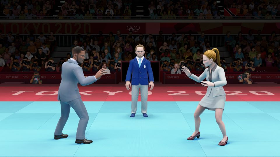 Olympic Games Tokyo 2020: The Official Video Game arriva su PS4, Xbox One, Switch, PC e Stadia il 22 Giugno 13