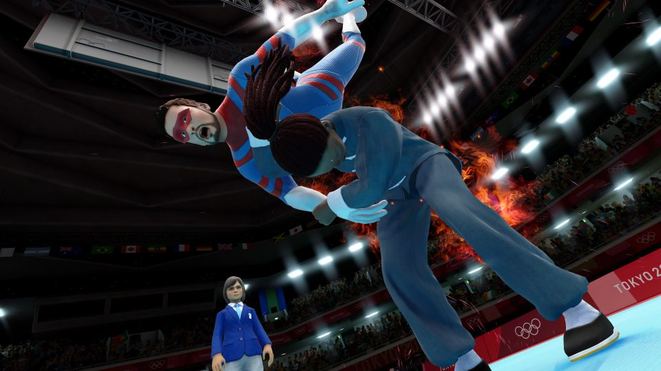 Olympic Games Tokyo 2020: The Official Video Game arriva su PS4, Xbox One, Switch, PC e Stadia il 22 Giugno 14