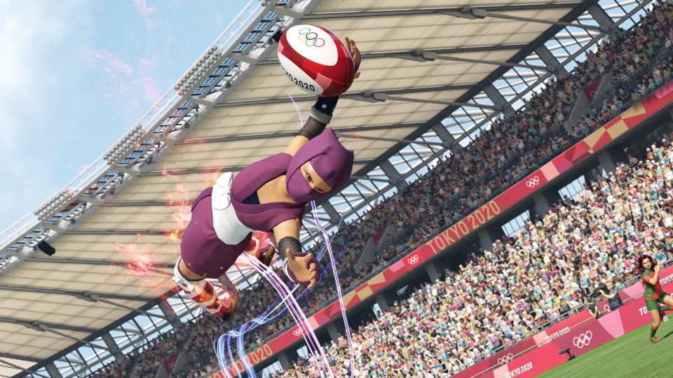 Olympic Games Tokyo 2020: The Official Video Game arriva su PS4, Xbox One, Switch, PC e Stadia il 22 Giugno 17