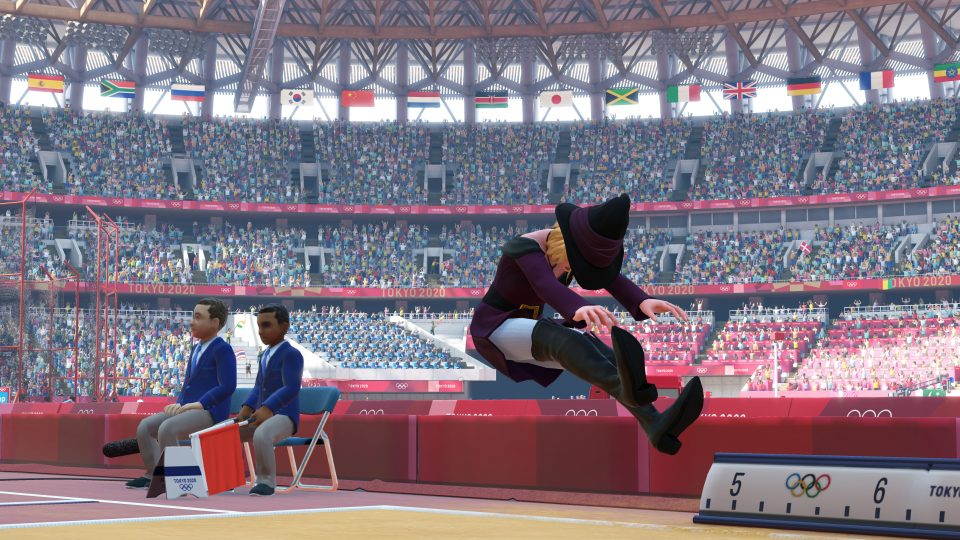 Olympic Games Tokyo 2020: The Official Video Game arriva su PS4, Xbox One, Switch, PC e Stadia il 22 Giugno 18