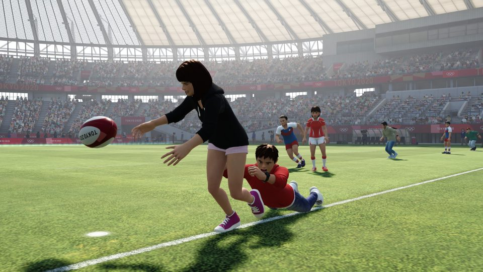 Olympic Games Tokyo 2020: The Official Video Game arriva su PS4, Xbox One, Switch, PC e Stadia il 22 Giugno 19