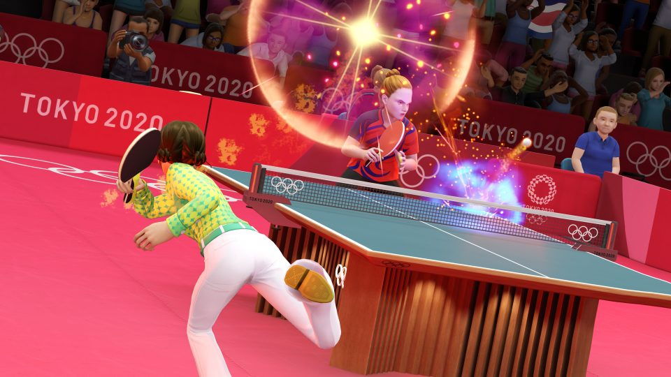 Olympic Games Tokyo 2020: The Official Video Game arriva su PS4, Xbox One, Switch, PC e Stadia il 22 Giugno 20