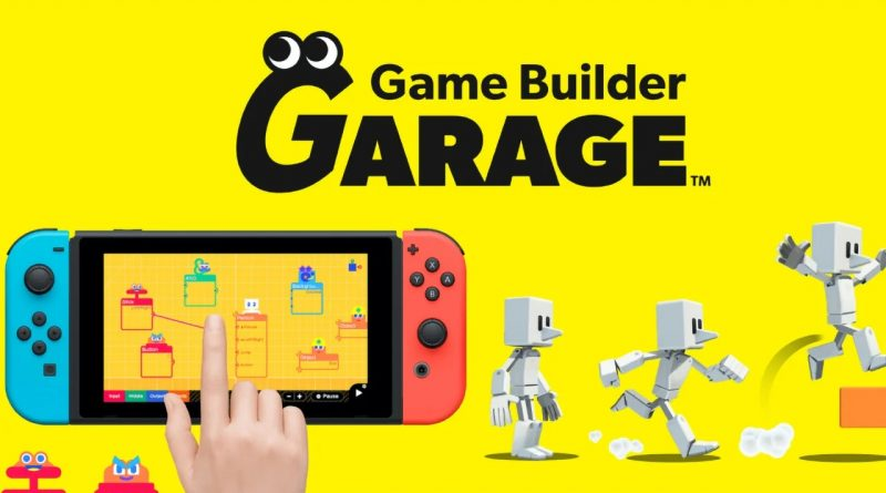 Game Builder Garage