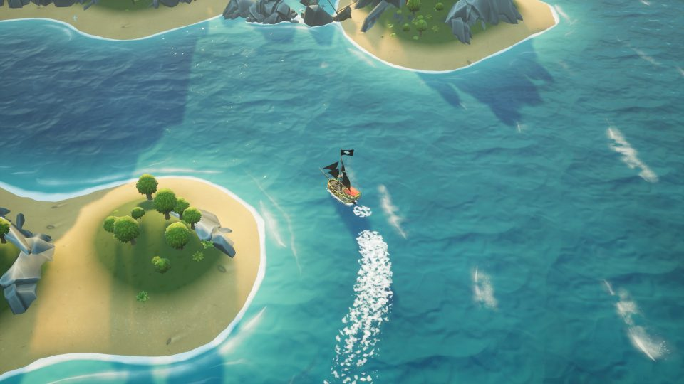 CGCReviews: King of Seas 1