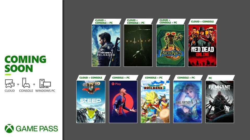 Xbox Game Pass Maggio 2021