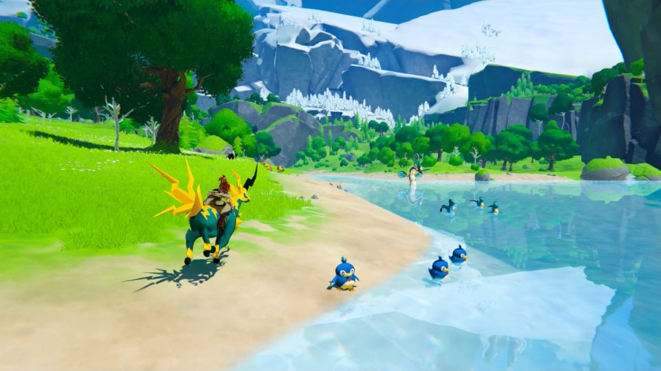 Palworld annunciato per PC 1