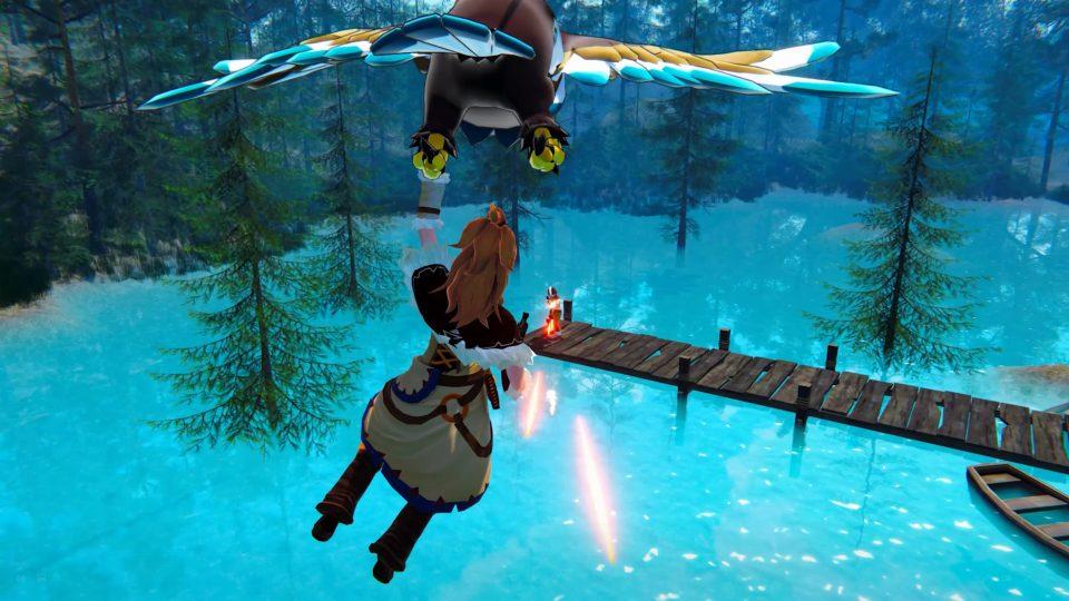 Palworld annunciato per PC 3