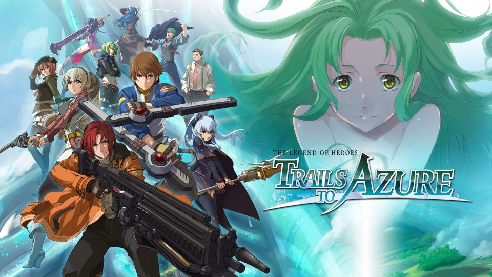 The Legend of Heroes: Trails to Azure