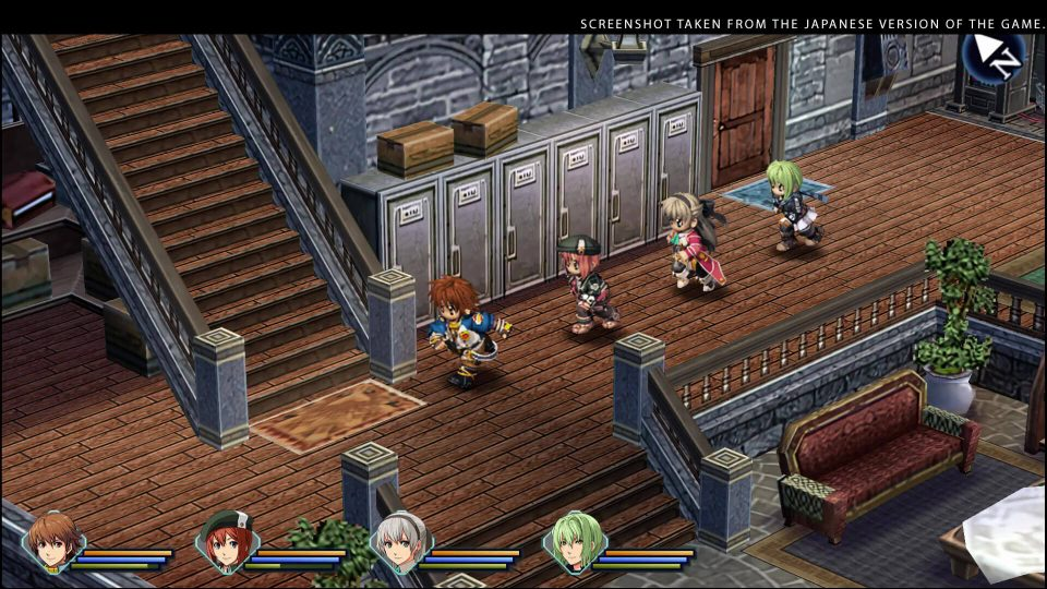 The Legend of Heroes: Trails to Azure arriva su PS4, Switch e PC nel 2023 in Occidente 1