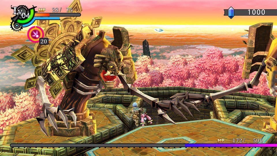The Legend of Nayuta: Boundless Trails arriva su PS4, Switch e PC nel 2023 in Occidente 1