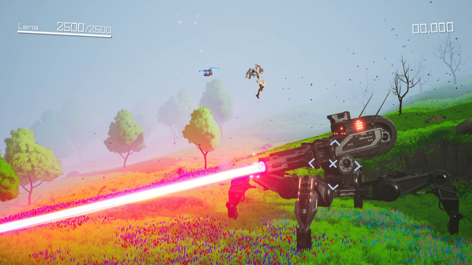 The Soldat with Twin Arms arriva su PC nel 2021 4