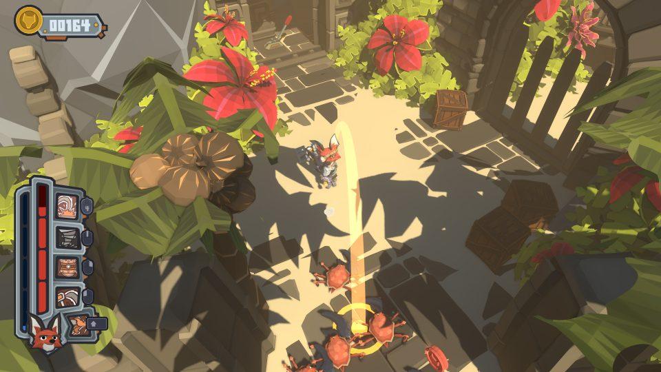 Trifox annunciato per PS5, PS4, Xbox Series, Xbox One, Switch e PC 3