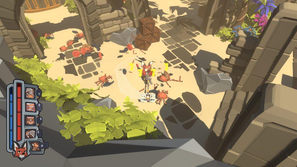 Trifox annunciato per PS5, PS4, Xbox Series, Xbox One, Switch e PC 8