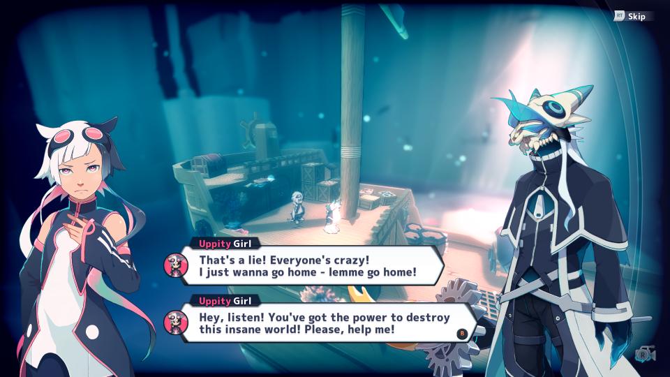 iii: Revolving Wonderland annunciato per PC 4