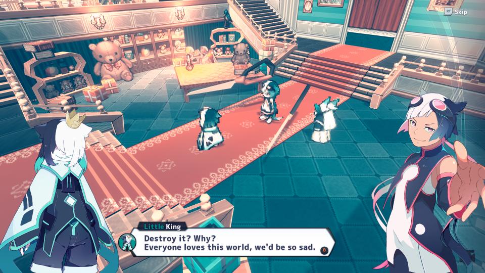 iii: Revolving Wonderland annunciato per PC 5