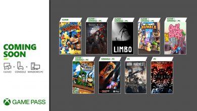 Xbox Game Pass Giugno/Luglio 2021