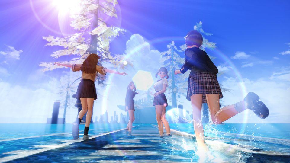 Blue Reflection: Second Light arriva il 9 Novembre in Occidente 10