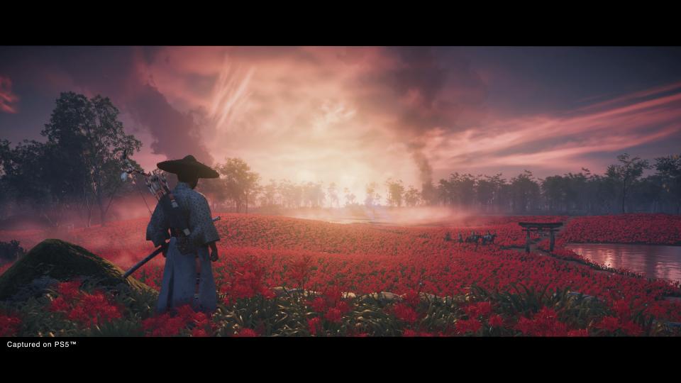 Ghost of Tsushima Director's Cut annunciato per PS5 e PS4 3