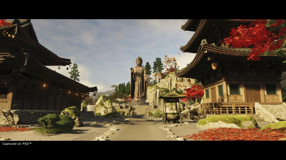 Ghost of Tsushima Director's Cut annunciato per PS5 e PS4 4