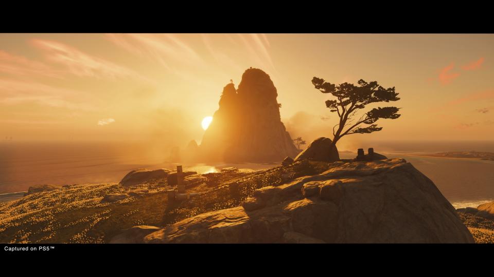 Ghost of Tsushima Director's Cut annunciato per PS5 e PS4 12
