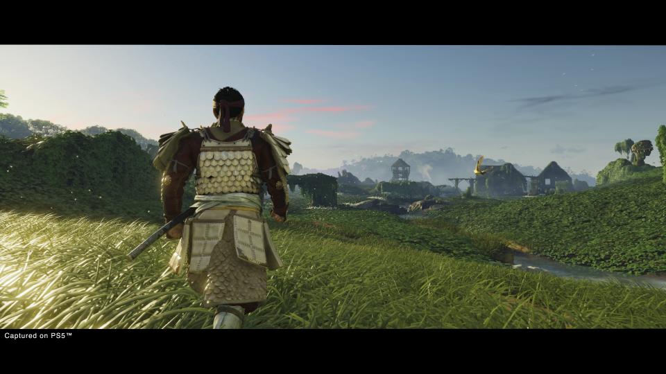 Ghost of Tsushima Director's Cut annunciato per PS5 e PS4 13