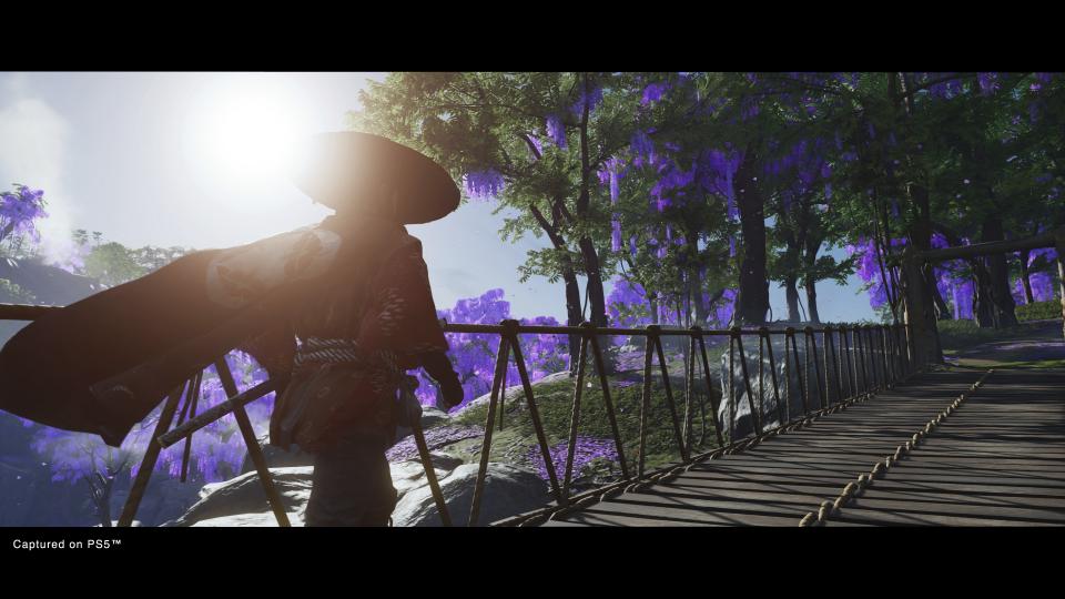 Ghost of Tsushima Director's Cut annunciato per PS5 e PS4 17