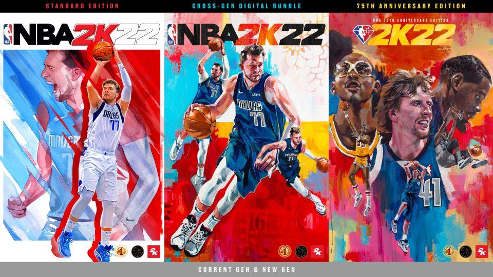 NBA 2K22 arriva su PS5, PS4, Xbox Series, Xbox One, Switch e PC il 10 Settembre 1