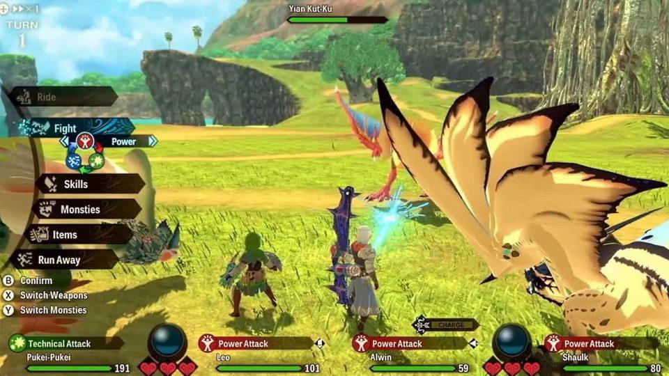 CGCReviews - Monster Hunter Stories 2: Wings of Ruin 2